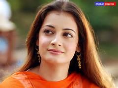 Indian Actress DIA Mirza