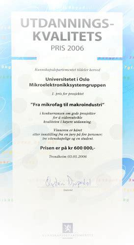 500 hadith foreninger uio no education awards department of informatics
