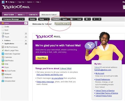 email yahoo forwarding how to forward mail from yahoo to gmail