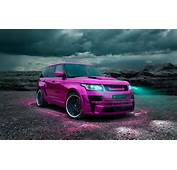 Hamann Range Rover Vogue 2013 Widebody Mystere Wallpapers  HD