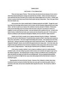 how to write a journal article reflection