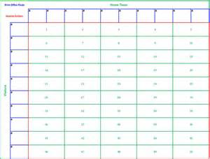 787 x 600 jpeg 99kb 100 square football pool template image search