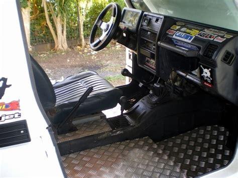 Suzuki Sidekick Interior Parts Suzuki Samurai Interior Custom Suzuki Samurai