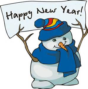 2014 happy new year snowman clip art for preschoolers coloring point