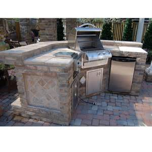 outdoor island kitchen hills grill island project grill island and stone tiles