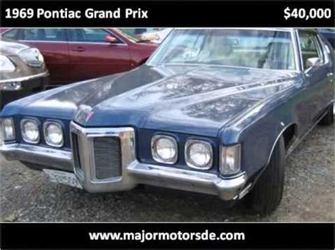 how to sell used cars 1969 pontiac grand prix windshield wipe control 1969 pontiac grand prix used cars wilmington de youtube