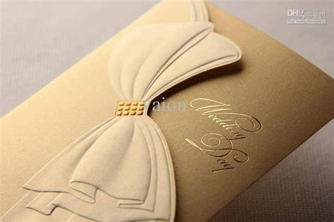 Unique Gifts Made From Wedding Invitation by Beautiful Creative Unique Wedding Invitations Sles 2