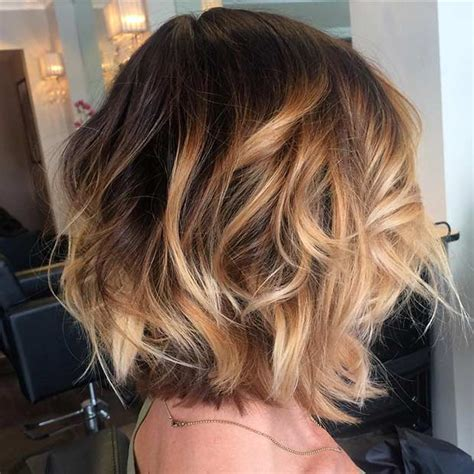 Caramel And Blondebob Styles | 31 cool balayage ideas for short hair page 2 of 3 stayglam