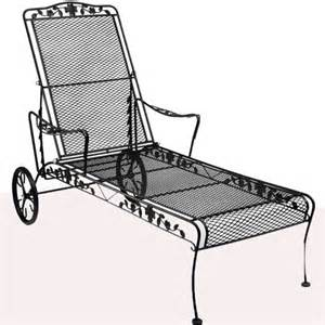 Dogwood chaise lounge by meadowcraft chaise lounges family leisure