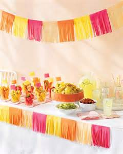 Cinco De Mayo Decorations by Mexican Ideas Martha Stewart