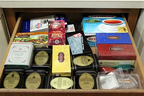 tea drawer tea infuser dilemma relishments