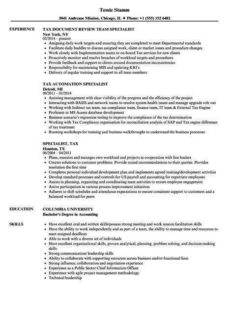 Tax Specialist Cover Letter tax specialist cover letter dental manager cover letter