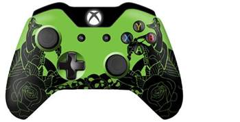 my design so far for the xbox controller contest any