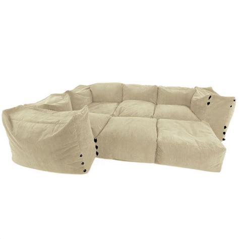 bean bag corner sofa amazing bean bag sofa super comfy for home theater