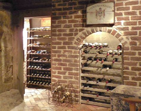 wine cellar in basement basement mahockney plantation