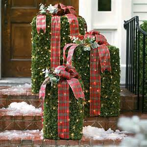 tür im garten weihnachtsdeko vor haust 252 r bestseller shop mit top marken
