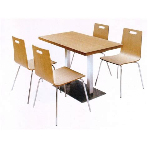 Buy Table L Buy Dining Table Rectangle Wooden Brown Dle L 040