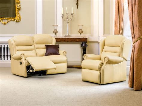small 2 seater settees ashford small leather reclining 2 seater settee