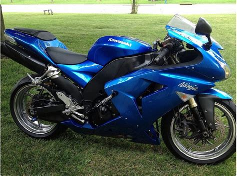 2007 Kawasaki Zx10r by Buy 2007 Kawasaki Zx10r On 2040motos
