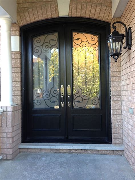 front doors toronto fiberglass wood front entry doors toronto on