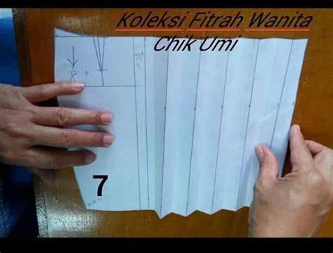 tutorial kain batik kipas tutorial kain kipas dpn kain pinterest tutorials