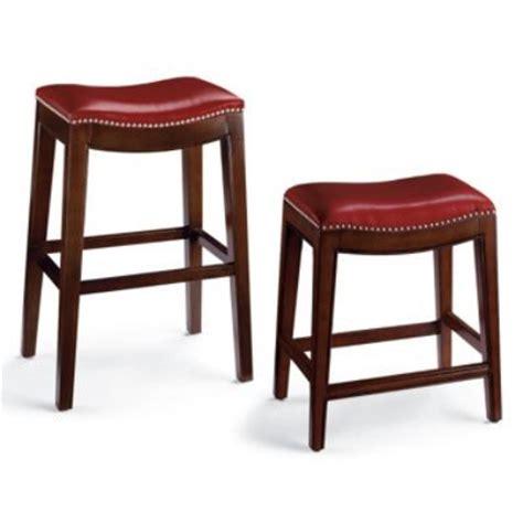 grandin road counter stool julien leather bar stool grandin road