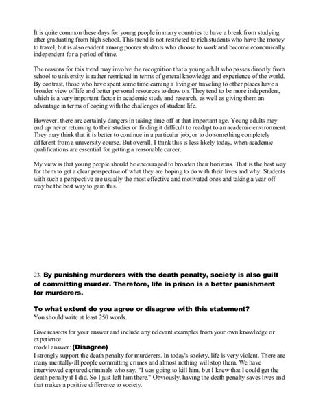 Sports Essay Ielts by Ielts Writing Task 2
