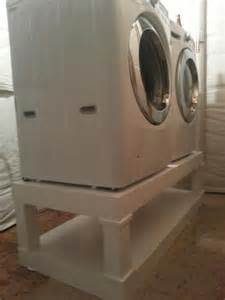 washer  dryer pedestal    home projects