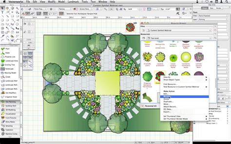 Vectorworks Landscape Design Software Vectorworks
