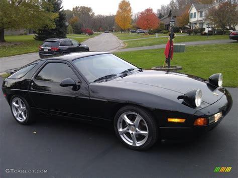 porsche 928 black black 1987 porsche 928 s4 exterior photo 64176331