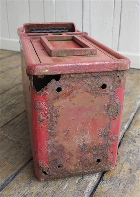 Letter Boxes For Sale pole mounted genuine cast iron arch back post box