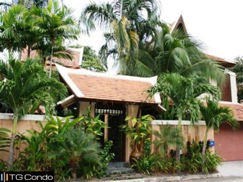 chateau dale thai bali villa  rent pattaya bangkok