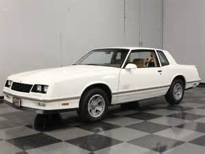 1988 Chevrolet Monte Carlo For Sale White 1988 Chevrolet Monte Carlo Ss For Sale Mcg Marketplace