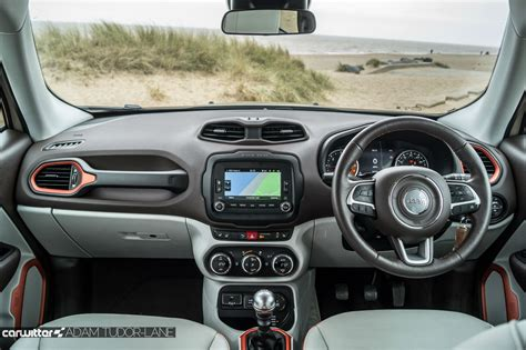Jeep Renegade Review The Eye Is In The Detail
