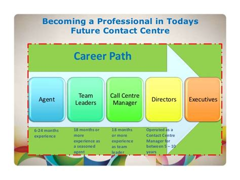 Becoming a Professional in Today's Future Contact Centre