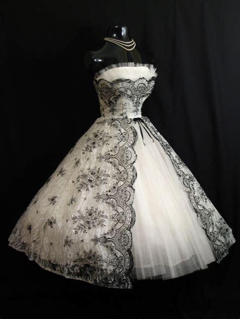 Black And White Vintage Dress black and white vintage dresses dress fa