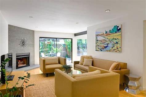 La Jolla Living Room - la jolla townhome