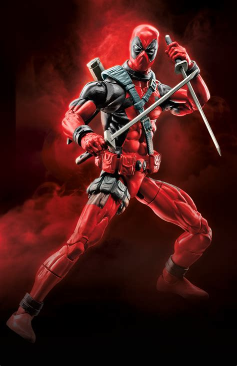 new deadpool deadpool marvel legends 2018 series hi res photos x 23