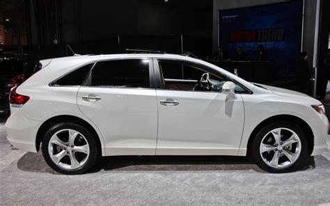 Toyota Venza Reliability Toyota Venza Information And Photos Momentcar