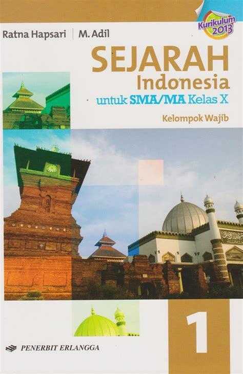 buku sejarah indonesia sma ratna hapsari mizanstore