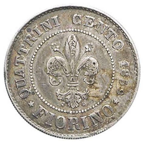 coin casa firenze fiorino 1859 firenze governo provvisorio 1859 1860 a