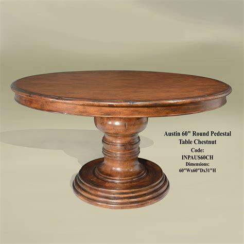 60 inch pedestal table 60 inch pedestal dining table imagearea info