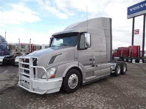volvo 2013 truck 2013 volvo vnl64t630 sleeper truck for sale 408 320