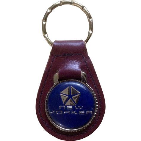 chrysler pentastar emblem vintage new yorker chrysler pentastar emblem car keychain
