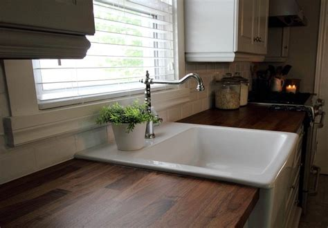 install farmhouse sink existing counter what you need to about the ikea domsjo white