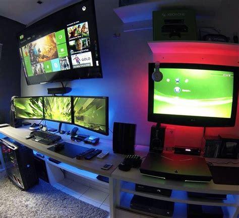 rooms to go computer desk 15617 best gaming desks images on pinterest