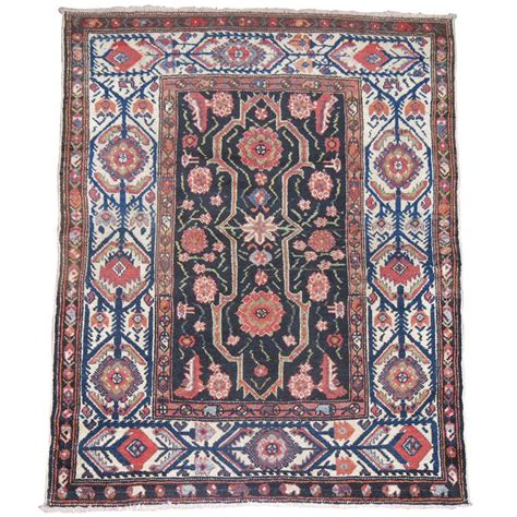 vintage throw rugs antique malayer throw rug for sale at 1stdibs