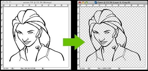 Lineart Tutorial Photoshop Cs5 | lineart in photoshop images