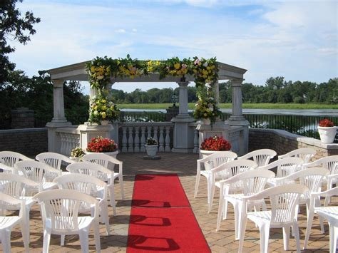 oceanfront wedding venues new carlucci s waterfront inc wedding ceremony reception