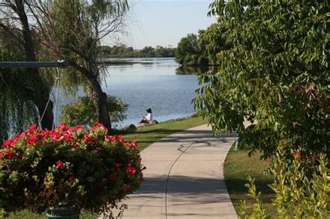 Of Wisconsin Whitewater Mba Reviews by Walking Path Along The Lake Picture Of Whitewater